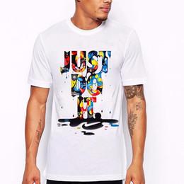 camiseta de anime al por mayor Rebajas Al por mayor-2017 Nueva marca de la manera de la camiseta 3D impreso camisetas hombres Tops del verano camisetas hip hop anime masculino marca camiseta hombres