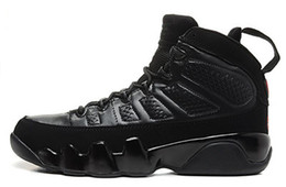 Wholesale Christmas Countdown - Wholesale 2017 high Retro 9 men basketball shoes Space Anthracite Barons The Spirit doernbecher release countdown pack Athletics