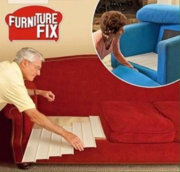 Wholesale Wholesale Furniture Couches - 6 Pieces  set Couch & Sofa Saver - Couch Cushion Support for Sagging Seat - Furniture Fix Sofa Support + Retail box
