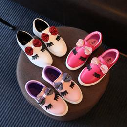 2019 обувь для детей Детская Обувь Девушки Кроссовки Новая Весна Осень Милый Лук Мода Принцесса Обувь Для Девочек Дети Мягкие Повседневная Обувь скидка обувь для детей
