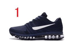 Wholesale Max Style Shoes - 2017 new arrive max Man casual shoes New arrive TOP QUALITY mens 2017 style shoes 40-47jd