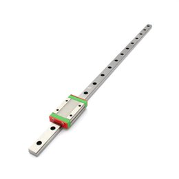 Wholesale Z Axis Slide - Freeshipping 3 pcs\lot Kossel rail slide 12mm L- 400mm rail+3pcs MGN12H carriage for X Y Z axis