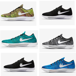 Wholesale Easy Sport - Lunar Epic Low Flywire mens running shoes outdoor sports sneaker run easy size 40-44