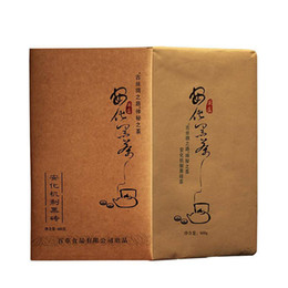 Wholesale Brick Tea - Hunan Anhua Black Dark Brick Tea 600g