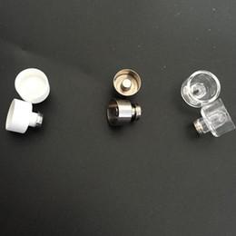 Wholesale H Ceramic - Replacement Ceramic Donut Coil titanium Coil Quartz coil For Greenlight H nail wax dry herb vape pen 510 nail vaporizer dab rig