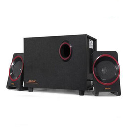 Wholesale Home Surround Sound Wireless - Bluetooth Speaker Wireless Speakers Sound System 3D Stereo Music Mobilephone Computer Speaker Surround Support FM Radio TF AUX USB