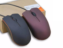 Wholesale High Quality Computer Mouse - Wholesale M20 Wired Mouse USB 2.0 Pro Gaming Mouse Optical Mice For Computer PC Free Shipping High Quality