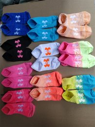Wholesale Socks Low Ankle - UA women socks short ankle socks UA summer sports low cut linners crew under socks for kids grils colorful armor sock stocking