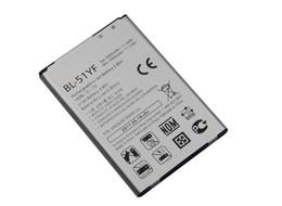 Wholesale Lg Mobile Phones Battery - ISUN New original mobile phone battery BL-51YF 3000mAh For LG G4 H815 H818 H819 VS999 F500 F500S F500K V32 Battery Replacement
