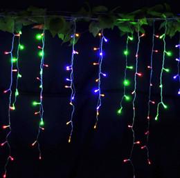 220 V LED Chaîne de Lumière 96 leds Nuit Lampe pour Mariage Vacances Chrsitmas Valentine Intérieur Décoration Moderne À La Mode Rideau Iluminacion CE ? partir de fabricateur