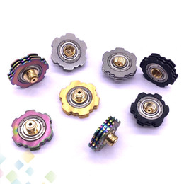heatsink atomizer Promo Codes - E Cig Heat Sink Adaptor Heatsink Adapter Fit 510 Bottom Attached RDA RBA Atomizers Mods Overheating Protection DHL Free