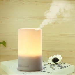 Wholesale Wholesale Ultrasonic Aroma Diffuser Ionizer - Wholesale- Multifunctional USB Ultrasonic Aroma Diffuser,LED Air Humidifier Purifier SPA ionizer Essential Oil Diffuser for Home Office Car
