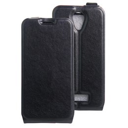 Wholesale Leather Phone Case Vertical - Doogee X3 Case Flip Leather Case Cover For Doogee X3 4.5 '' inch Brand High Quality Cover Vertical Mobile Phone Bags & Cases