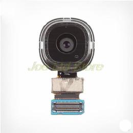 Wholesale Camera Lens For S4 - Original New For Samsung Galaxy S4 I9505 I337 I545 L720 Rear Camera Lens Back Camera Flex Cable