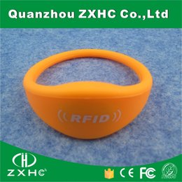 Wholesale silicone wristband printed logo - Wholesale- (100PCS) Waterproof Silicone Swimming Custom Wristband With Debossed Logo or Printed Logo