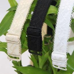 Wholesale Shoulder Strap Accessories - 3Pcs Fashion Sexy Women Underwear Shoulder Strap Adjustable Elastic Bra Strap Extenders Women Elastic Bra Belts Bra Accessories