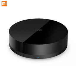Wholesale Universal Dvd Player Remote - Original Xiaomi Mi Controller Universal Smart Remote Controller WIFI and IR Switch 360 Degree Smart for Air Conditioner TV DVD Player