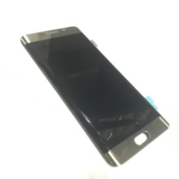 Wholesale Galaxy Screen Assembly - NEW For Samsung Galaxy S6 Edge Plus G928F G928A G928V G928T G928P LCD Digitizer Assembly Original LCD Display Touch Screen PANEL