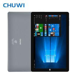 Wholesale Windows Android Tablets - Original 10.8 Inch CHUWI Hi10 Plus Dual OS Tablet PC Windows 10 Android 5.1 Intel Cherry Trail Z8350 Quad Core 4GB RAM 64GB ROM