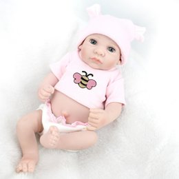 Wholesale photography training - NPKDOLL Reborn baby simulation baby silicone, children's mother and child training, photography, early education intelligence birthday gift