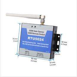 portão de gsm remoto Desconto Atacado-3G GSM portão abridor de rede 3G GSM Interruptor remoto Portão abridor de relé Interruptor de controle de acesso remoto abridor de porta