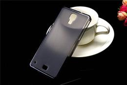 Wholesale Wholesale Hisense - Phone Case For Hisense C2 Transparent Soft Silicone TPU Pudding Gel Mobile Soft TPU Mobile Phone Shell