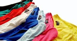 Niedriger taillenschlupf online-Cocksox Brand Fashion Herren Slip mit niedriger Taille Bikini Sexy Unterwäsche Baumwolle Herren Slip Shorts Unterhose Für Herren