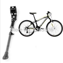 Новый велосипед Велоспорт сплав велосипед Kickstand сторона стенд BLK от велосипеда от Поставщики обновления телефонов