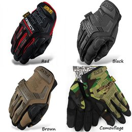 Wholesale Tactical Gloves Blue - Army Military Tactical Gloves Full Finger Gloves Outdoor Hunting,hiking,riding,Airsoft Shooting,skiing,rugby,cycling,camping