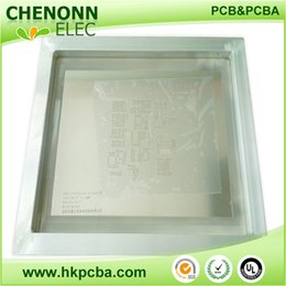 Wholesale Pcb Stencils - Free shipping SMD Stencil 37cm*47cm PCB Solder paste stencil stainless SMT stencil services in China high quality fast lead tim
