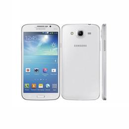 Wholesale Smartphone Refurbished - Original Samsung Galaxy Mega 5.8 I9152 Refurbished Mobile Phone 8G ROM 1.5G RAM Dual Core Smartphone With GPS Wifi