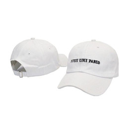 Wholesale Pink Color Bear - 2017 free shipping5 color wholesale Upsoar hat I Feel Like Pablo Red Hat Authentic bear Dad Baseball Cap Kanye West TLOP drake cap casquette