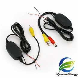 Wholesale Wireless Rearview Camera Transmitter - 2.4G Wireless Transmitter Receiver Module For Car Backup Parking Rearview Camera