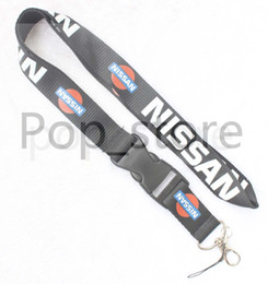 Wholesale cars lanyards - Car series. About NISSAN's Lanyard Key chain For Key Mp3 4 Camera ID Badge Mobile Phone Neck Strap. Free shipping