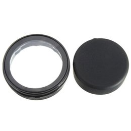 Wholesale Uv Lens Cover - Wholesale-EDT-UV Filter & Lens Cap Protector Cover For Original Xiaomi Yi Xiaoyi Sports Camera
