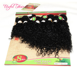 Wholesale Chinese Wavy Hair - free shiping Custom Brazilian Kinky Curly hair 250g human weave Ombre Kinky Curly Hair Weave Wet Wavy Ombre Curly Weave Bundles for marley