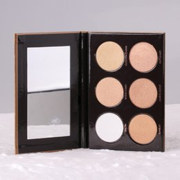 Wholesale Blue Concealer - HOT NEW IN BOX AUTHENTIC Highlighting Powder Makeup Kit DHL Free shipping+GIFT