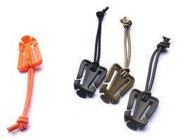 Wholesale Wholesale Backpacks China - EDC GEAR Web Dominator Molle Backpack Carabiner, EDC Tool, Elastic Rope Webbing Buckle Winder 20pcs Free china post