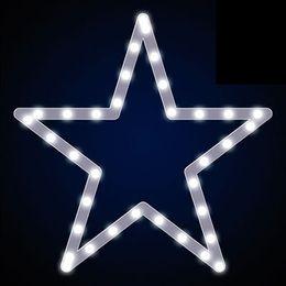 Wholesale Motifs Led - 60cm Led string light with star and led motif light