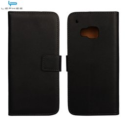 Wholesale One M4 - For HTC ONE M4 Mini MAX T6 ONE S Desire 320 610 516 Flip Leather Case Wallet Credit Card Holder Stand Shockproof Cover