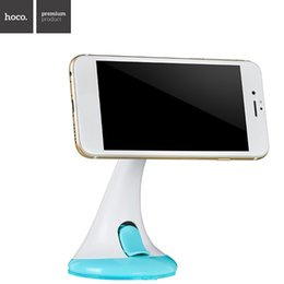 Wholesale Fashion Discs - HOCO CA7 Fashion High Quality Sucking Disc Magnetic Mobile Phone Car Holder for i7 Android With Retail Package
