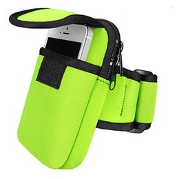 Wholesale Carry Set - 5.5 -inch Arms Hang Sets Of I6PLUS Arm Package Running Tied To Carry Outdoor Mobile Phone Waterproof Bag