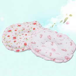 Wholesale Organic Newborn Set - Newborn Baby Setting Pillow Defensive Head Cartoon Pillows Pure Cotton Organic Cottons Supple Circular Colorful Hot Sell 3 8tx J R