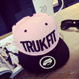 Wholesale Trukfit Red Camo Hats - Best selling camo trukfit snapback hat custom skate MISFIT hats snapbacks snap back cap mixed men women caps color New Arrival Free Shipping