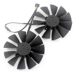 Asus ventiladores de resfriamento on-line-Ventilador ASUS GTX970 980 780 STRIX-R9285 PLD10015S12H