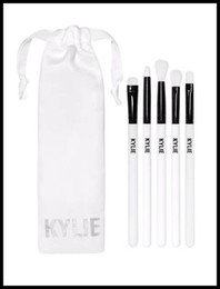 Wholesale Professional Makeup Brush Collection - Top Quality Kylie Cosmetics Kits Makeup Brush Sets Christmas Holiday Collection Limited Edition Professional Make Up Brush Tools