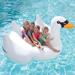 Le plus chaud vente été piscine gonflable plancher flottant gonflable flotteur à eau radeau air matelas air piscine matelas jouet gonflable géant ? partir de fabricateur