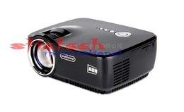 Wholesale Manual Atv - Wholesale- by dhl or ems 10 sets AUN Projector AM01 1200 Lumens Support 1080P Upgrade LED Projector with 2 HDMI ATV Port MINI Beamer