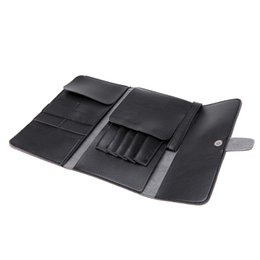 Wholesale Hair Tools Waist Bag - Styling Tools Hair Scissors NEW Leather Hairdressing Tools Bags Hair Scissor Case Waist Pack Pouch Holder Hair Styling Tools Accessories