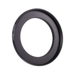 filter adapter rings 2018 - Wholesale- Camera DSLR Accessories 37-49 MM 37 MM- 49 MM 37 to 49 Step Up Ring Filter Adapter